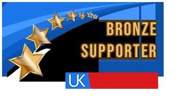 Bronze Supporter Award
